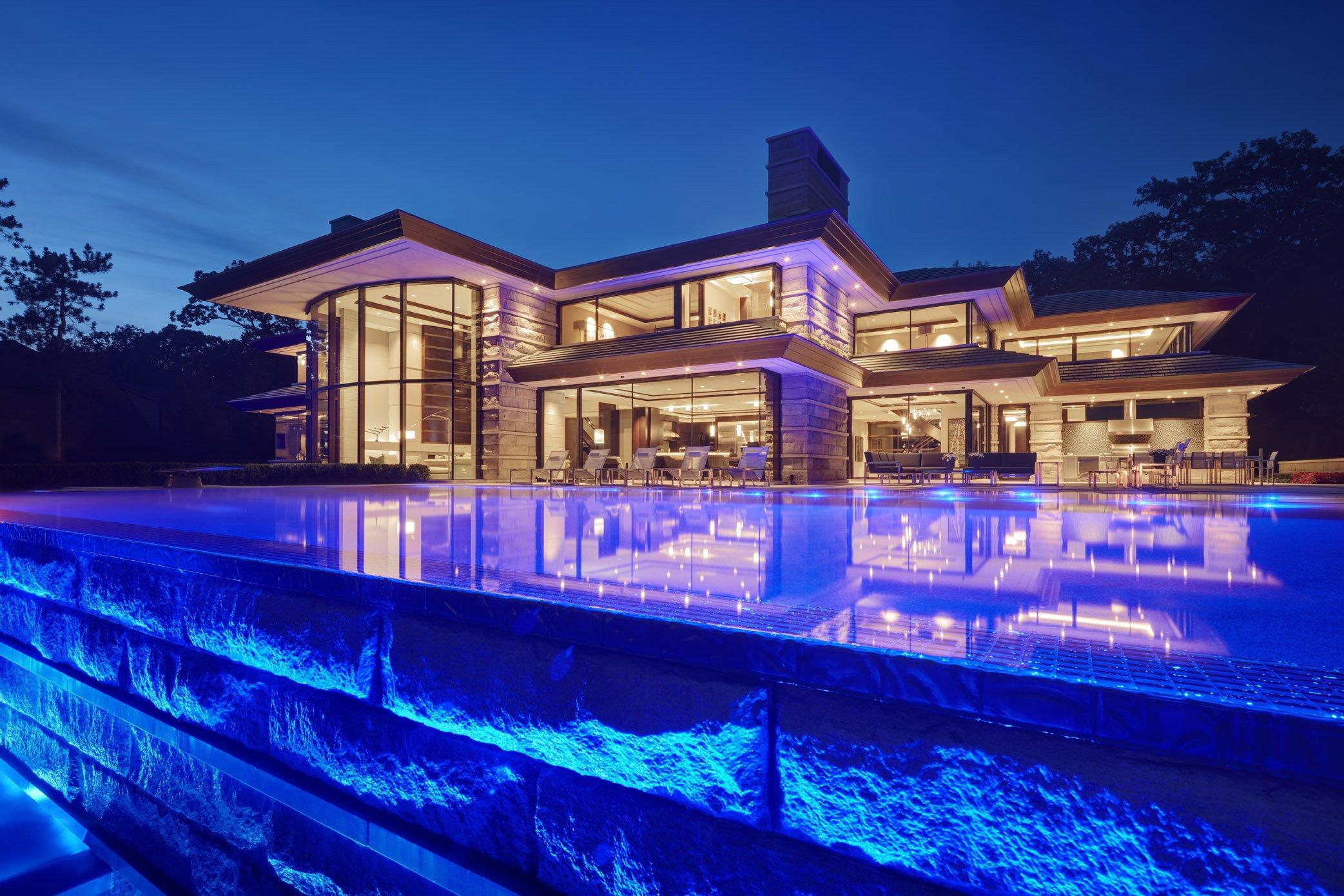 Luxury custom home builder, Derocher Builders, Michigan
